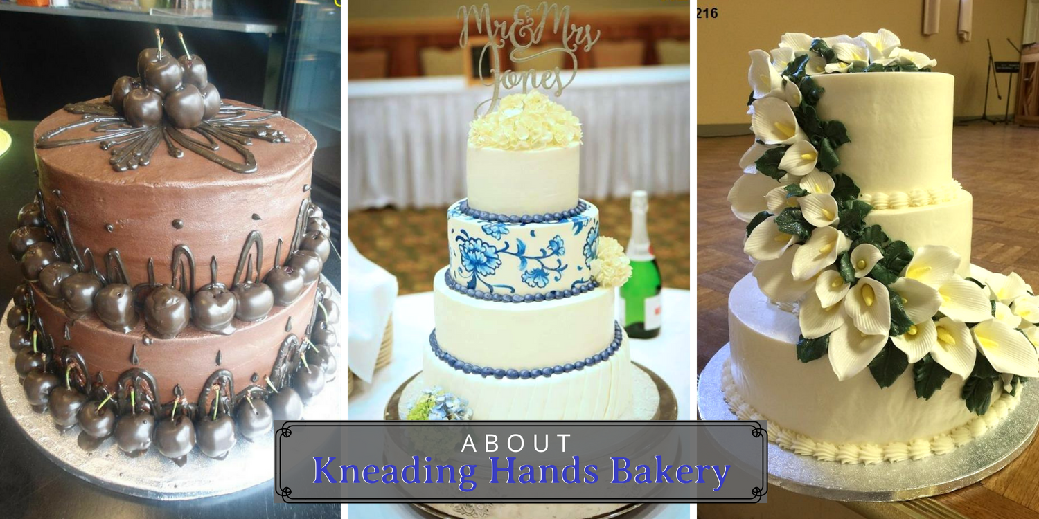 About Kneading Hands bakery