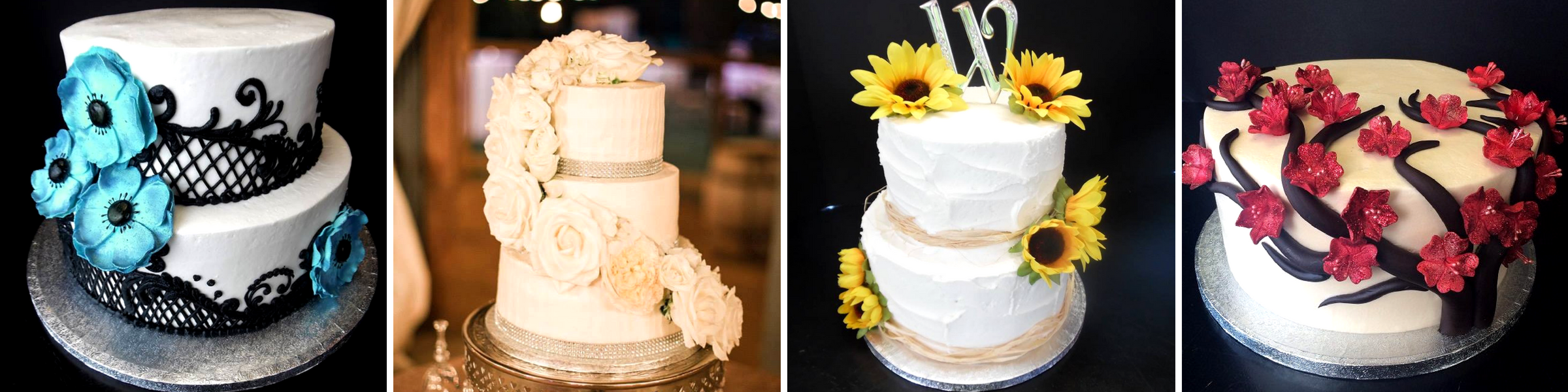 wedding and event cakes